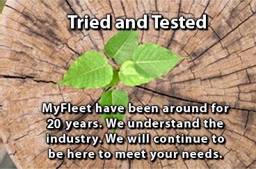 MyFleet is an Australian company with over 20 years in the market